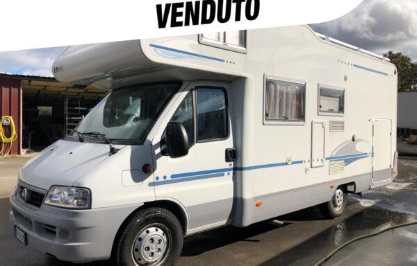 Adria Adriatik 660 SP – 6 posti