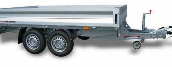 Rimorchio C12L trasporto cose