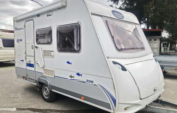 Caravan camperizzata Caravelair Antares Luxe 375