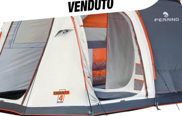 Tenda Ferrino Chanty 4 Deluxe