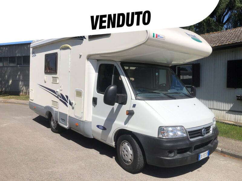 Mansardato McLouis Glen 430 VV